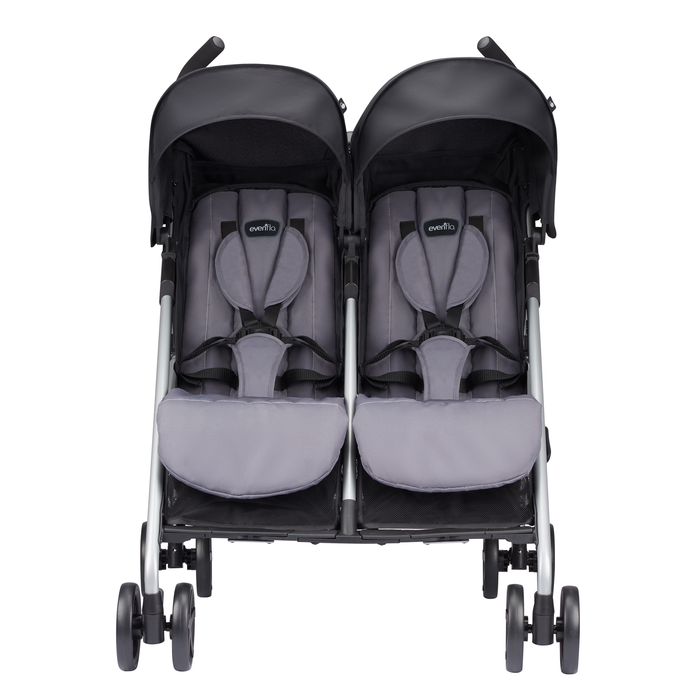 minno twin double stroller lightweight baby strollers