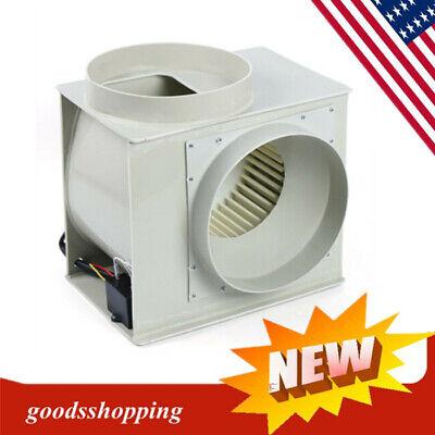 Industrial Centrifugal Fan Blower 2300m3hr 1450rp Fume Hood Powerful