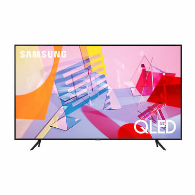 "Samsung QE50Q60TAU 50"" 4K QLED Smart TV - Nero Nuovo LINEA 2020 Nefix"
