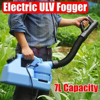 Electric ULV Fogger Intelligent Ultra Low Capacity Sprayer Mosquito Pest Killer