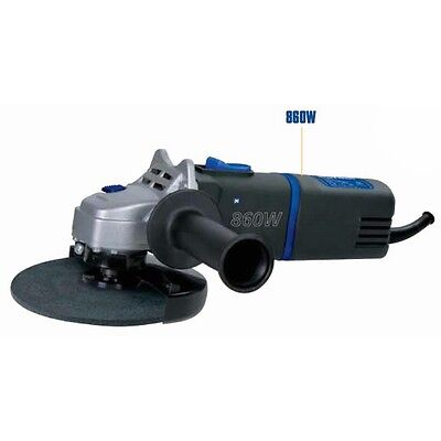 Nutool Smerigliatrice Angolare frullino 860W Ø disco 125 mm 11000 rpm NAG125