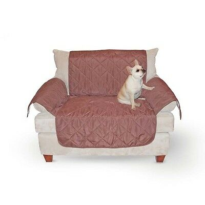 Dog/cat hair, dirty feet no more with K&H Economy Furniture Cover for a loveseat