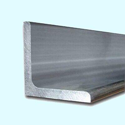Aluminum Angle 14 X 1-12 X 8 Ft Length Unpolished Alloy 6061 90 Stock