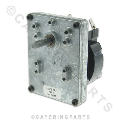 Prince Castle 87-018s Drive Gear Fan Motor 240v For Rotary Conveyor Toasters