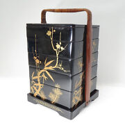 Antique Japanese Lacquer