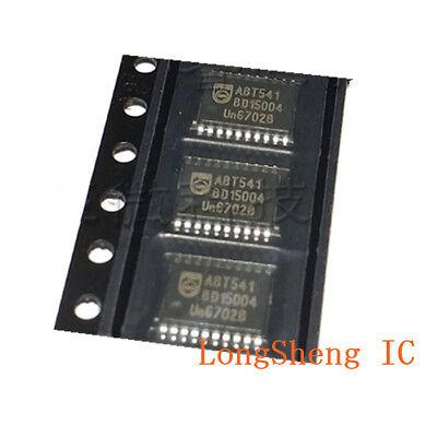 10pcs 74abt541pw Abt541 Buffer Non Reverse Tssop-20 New