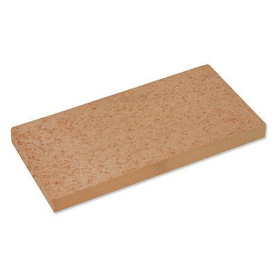 Schamotteplatte bis 1000 Grad viele Größen Schamottstein Schamotte feuerfest