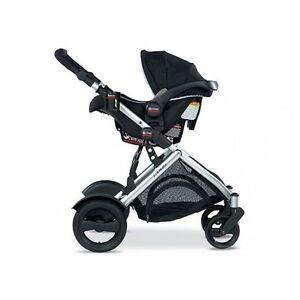 Britax B-Ready Stroller with B-Safe Infant Car Seat