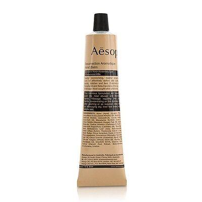 NEW Aesop Resurrection Aromatique Hand Balm (Tube) 2.58oz Womens Skincare