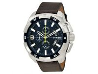 Men's Diesel Watch New In Box with Labels