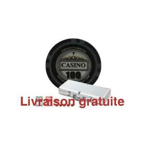 Ensemble de jetons de poker / Casino Se Chips Set 300 Pcs 11.5gr- Tournament