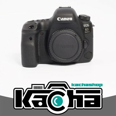 NEU Canon EOS 6D Mark II Digital SLR Camera Body Only Mark 2 Mk2