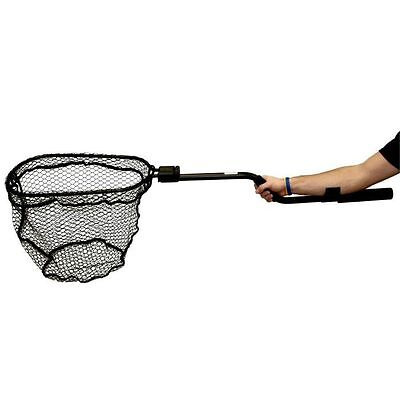 """Yak Attack Leverage Landing Net, 12"""" x 20"""" hoop 47"""""""
