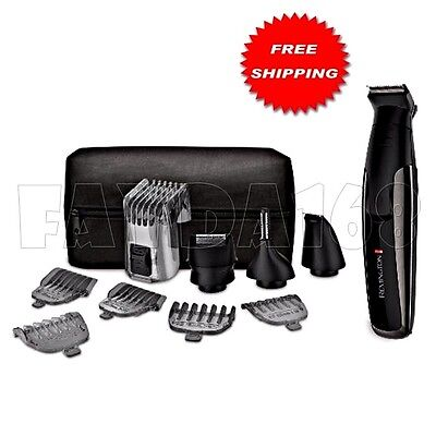 NEW Remington Crafter Pro Men's Barber Beard Trimmer Haircut Clipper Shaver Kit