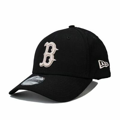 Accessories Mens New Era League Essential 9Forty Boston Red Sox Cap in Black