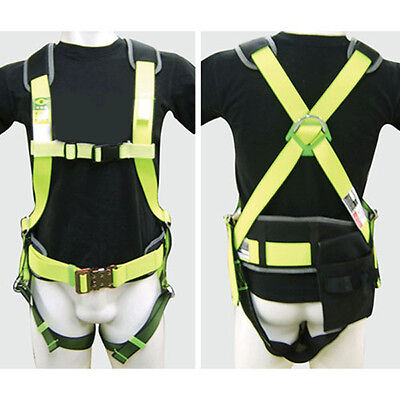 Full Body Contractor Harness Belt Safety Harness Safety Harness