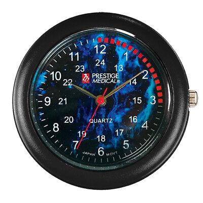 Prestige Medical Nurse Analog Stethoscope Watch Galaxy Print