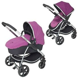 Icandy Strawberry buggy travel system pushchair