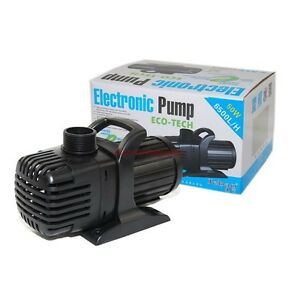 Energy saving 1700gph water pump for reef aquarium for Fish pond pumps for sale