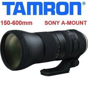 USED TAMRON 15-600mm LENS FOR SONY AFA022S700 240202105 A MOUNT F5-6.3 DI USD G2 PHOTOGRAPHY