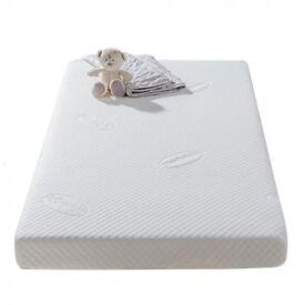 brand new silent night cot mattress