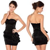 Strapless Club Dress