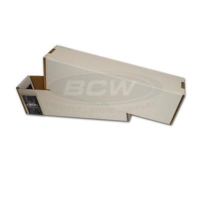 2 Piece Storage Box - BCW 2 Piece VAULT Corrugated STORAGE BOX for 1-Screws/Semi-Rigids/Toploads/Snaps