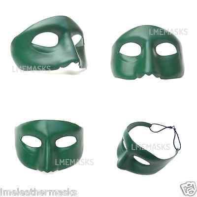 The Green Hornet TV Series Leather Mask Van Williams Cosplay Kato Halloween Reid - Kato Mask