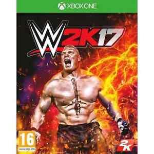 Wwe 2k17 Xbox one neuf a vendre