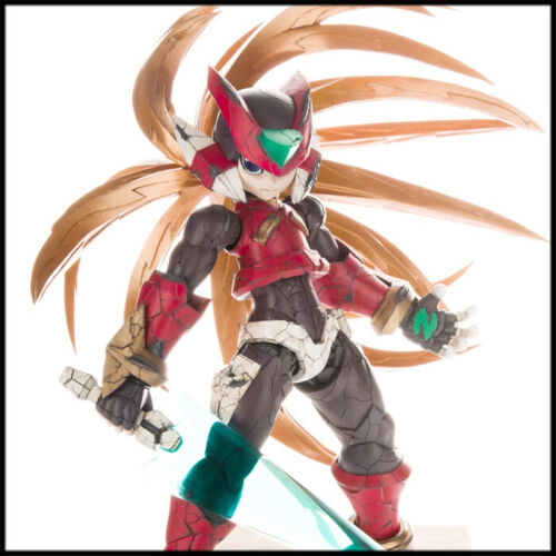 (W_1691) Megaman Zero Unpainted Resin Figure Kit
