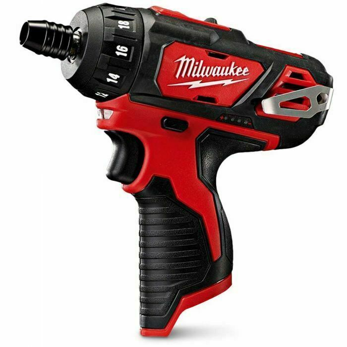 Milwaukee 12v Screwdriver Skin M12bd0