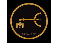 WANTED: Drummer for psychedelic rock band The Janus Key