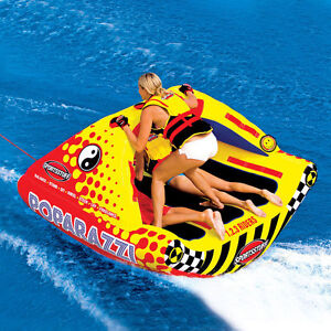 New-Sportsstuff-Towable-Boat-Tube-3-Rider-Poparazzi-531750