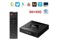 Tv Box, Capable of Latest Movies, Sports, Kids Tv, International, Bollywood, Series, Fast Powerful