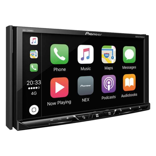 Pioneer AVH-2300NEX RB DVD/CD Player Bluetooth Android Auto CarPlay Camera Input