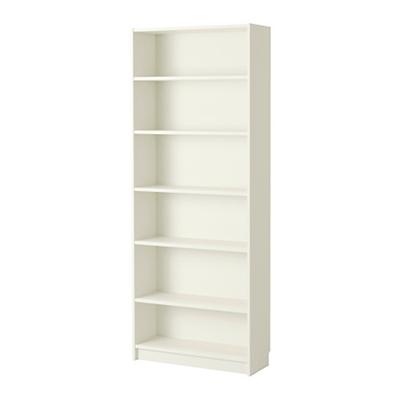 IKEA BILLY MOBILE SCAFFALE LIBRERIA PER CASA UFFICIO BIANCO MISURE 80X202 cm