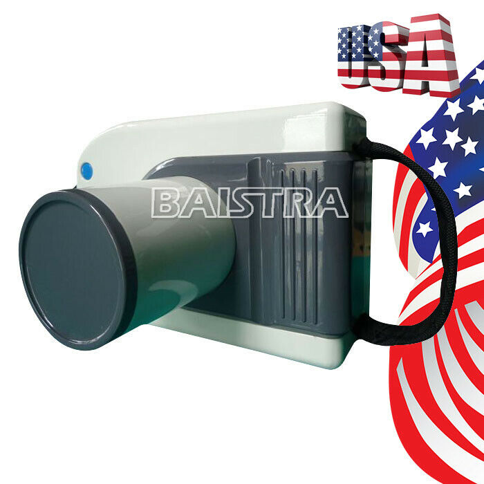 Dental Portable Digital X Ray Machine High Frequency Imaging Unit System