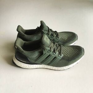Adidas Ultraboost 2.0 - Pine Green - Size 9.5 - 9/10 Condition