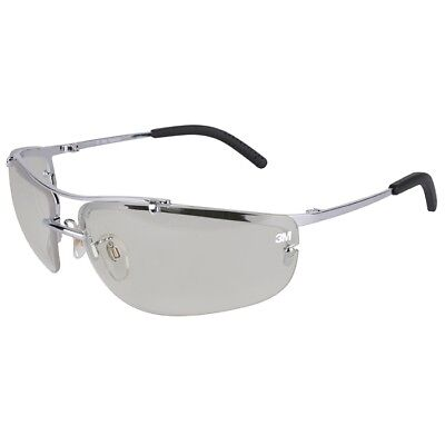 3m Metaliks Safety Glasses With Metal Frame And Indooroutdoor Lens