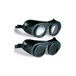 Sacit Occhiali Protettivi per Saldatura mod. Sparta Lenti Verdi  eBay
