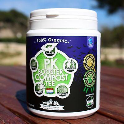 Bio Tab (BioTabs PK Booster Compost Tee 750ml organischer Wachstumsverbesserer Kompost)