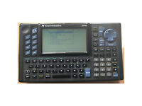 World's First CAS Graphic Calculator - Texas Instruments TI-92