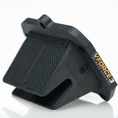 V-force 3 Reed Cage (1998-2014 KTM 125 V-Force 3 Reed Cage/Block With Carbon Fiber Petals ALL SX EXC )