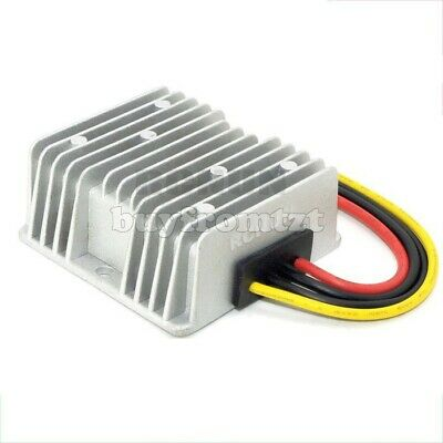 144w Car Voltage Stabilizer Dc-dc Converter Buck Boost Module 9-20v To 12v 12a