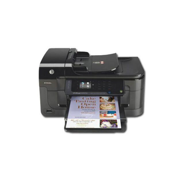 HP Officejet 6500a Plus E710n CN557A - Tintenstrahldrucker Duplex WLAN Netzwerk