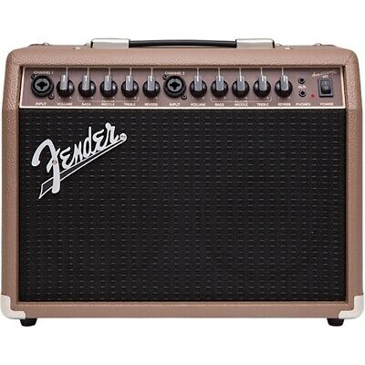 Fender Acoustasonic 40 Acoustic Guitar Amplifier Combo, 40W