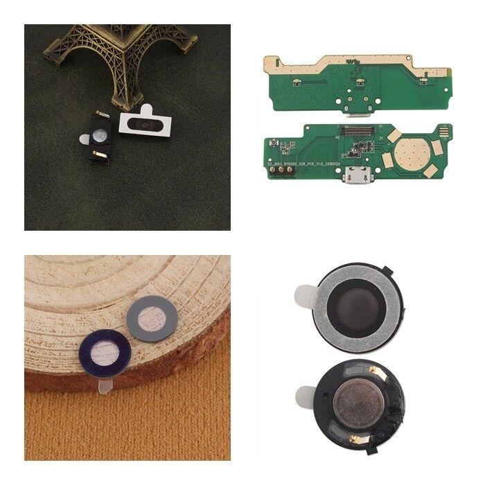 Ersatz Platte Laden- flex Kontaktlinse Kamera Lautsprecher Kopfhörer Blackview