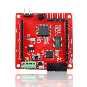 RGB-LED-Matrix-Driver-shield-Module-Platform-Colorduino-V2-0-ATmega-328P-based