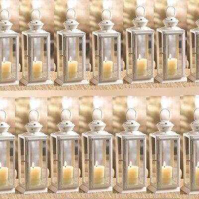 Wedding Lantern Centerpieces (15 Lot Starry Cutout Lantern 8