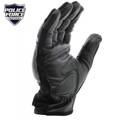 Authentic Police Force Tactical SAP Gloves- Large or XL large